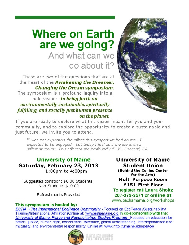 Pachamama UMaine Promo_flyer_Where in the world-2 2